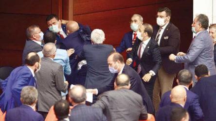CHP ile MHP arasında 'barış'