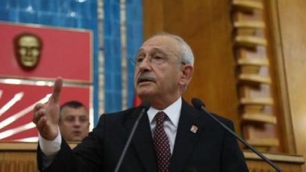 Kılıçdaroğlu AKP'li vekillerin Erdoğan'a isyan ettiğini öne sürdü