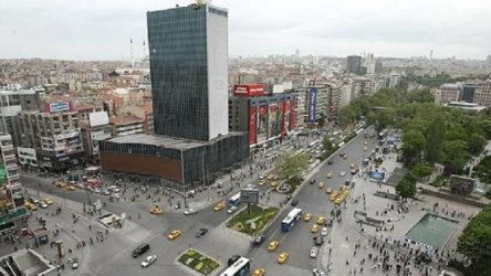 Ankara Büyükşehir Belediyesi Kızılay'a cami yapacak!