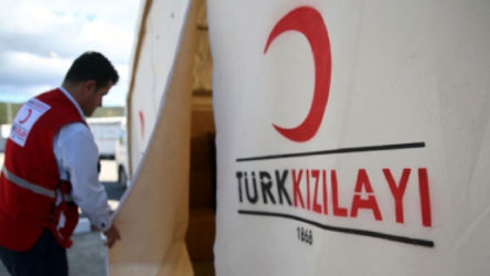 'Kızılay'ın yardım malzemeleri satıldı' iddiası: Yöneticiler tutuklandı