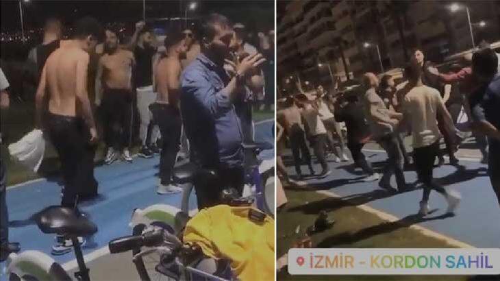 Polis Kordonboyu'nda eğlenenler için harekete geçti