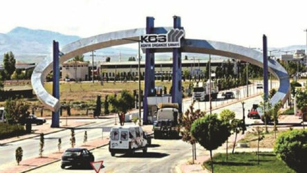 Konya'daki bir fabrikada zehirlenen 97 işçi hastaneye kaldırıldı