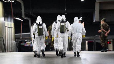 Brezilya'daki koronavirüs kaynaklı can kaybı İtalya'yı geçti