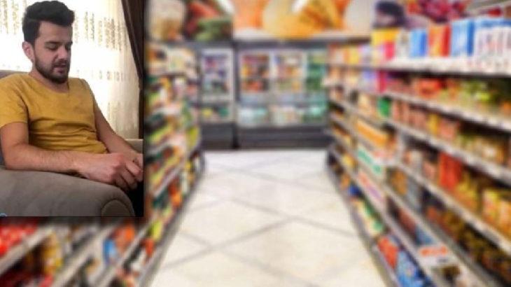 Koronavirüsten hayatını kaybeden market çalışanının oğlu: 'Olay örtbas edilmek isteniyor'