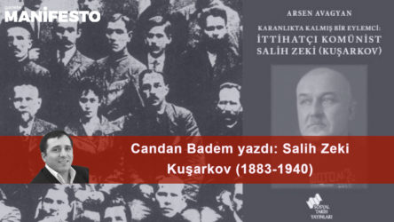 Salih Zeki Kuşarkov (1883-1940)