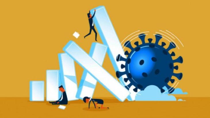 Küresel ekonomi için rekor küçülme tahmini