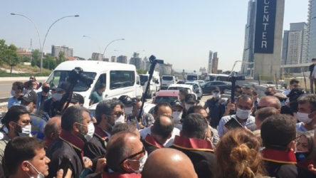 Baro başkanları Ankara'ya sokulmuyor!