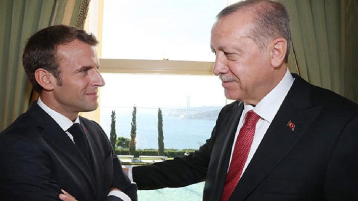 Macron'dan Libya açıklaması: Türkiye'nin faaliyetleri tarihi ve cezai sorumluluk içeriyor