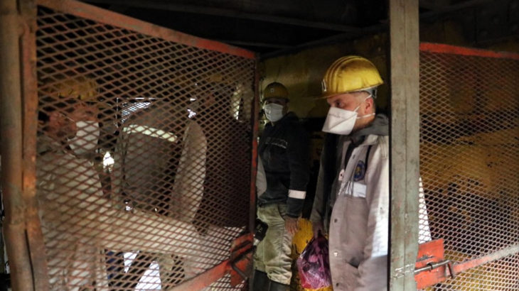 Üretime yeniden başlanan TTK'da 45 maden işçisi karantinaya alındı