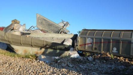 Malatya'da trenler çarpıştı: Ölü ve yaralılar var