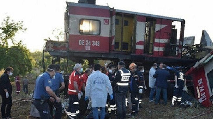 Malatya'daki tren kazasına ilişkin BTS'den açıklama: AKP'li belediyelerdeki yöneticiler Devlet Demir Yolları'na atandı