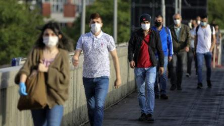 İstanbul'da maske takmamanın cezası 900 lira oldu