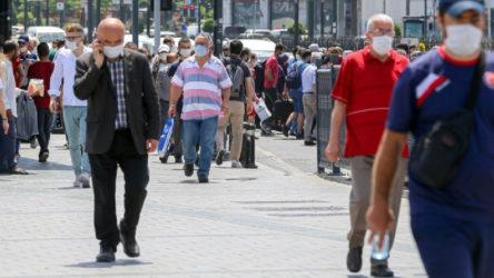 Bir ilçede daha maskesiz sokağa çıkmak yasaklandı