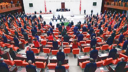 Salgının başından bu yana Meclis'te 10 kişi koronavirüse yakalandı