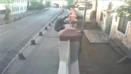 Kuzguncuk'ta kiliseye saldıran şahsa 5 yıl hapis istemi