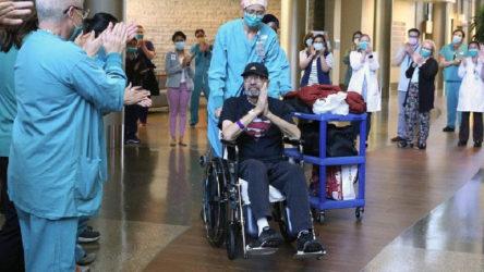 Koronavirüsü yenmeyi başaran hastaya 1 milyon 122 bin dolarlık fatura