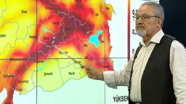 Prof. Dr. Naci Görür: Şakası yok, minimum 7,3'lük deprem geliyor