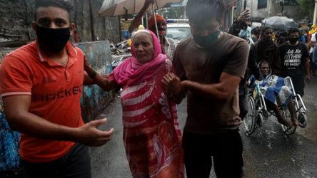 Hindistan'da Nisarga Kasırgası alarmı