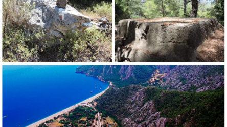 Olimpos'un talan planının onayı için 'Arkeolojik esere rastlanmadı' yalanı