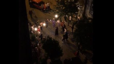 VİDEO | AKP salıverince: İstanbul'da vahim görüntüler