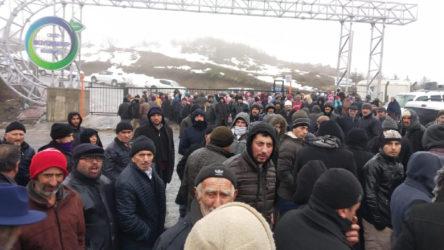 Ordu İlküvez'de halka rağmen yapılan tesise 88 bin 499 TL para cezası