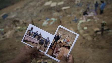 Peru'da salgın haberlerini takip eden 20 gazeteci hayatını kaybetti