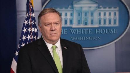 İran'dan Pompeo'nun yaptırım tehdidine yanıt