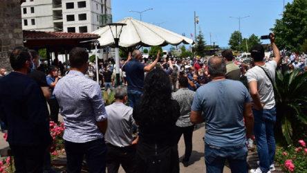 Rize Fındıklı'da kayyım iddiası: Halk sokağa döküldü