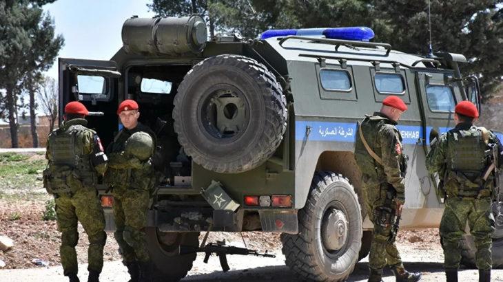 Suriye'de ABD askerlerinin Rus devriyesini engelleme girişimi başarısız oldu