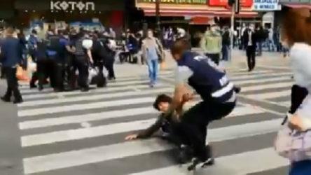 Polis Ankara'da Ethem Sarısülük anmasına saldırdı