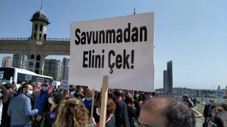 Avukatlar Sendikası İstanbul Barosu önünde buluşmaya çağırıyor