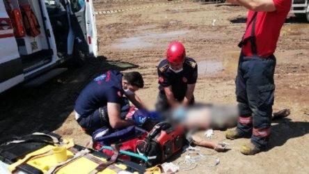 Akyazı'da iş cinayeti