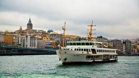 İstanbul'da vapurlar günde 6 saat 5 kuruş oluyor