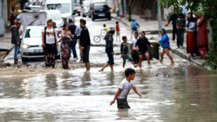 İstanbul'daki selin bilançosu açıklandı