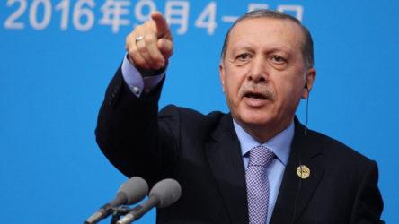 AKP'li Cumhurbaşkanı Erdoğan'a hakaret ettiği gerekçesiyle gözaltına alınan kişi tutuklandı