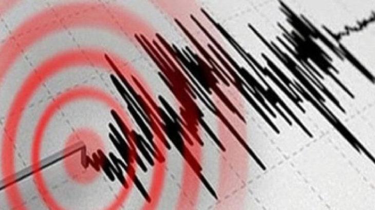 Sivas Divriği'de 3,8 şiddetinde deprem