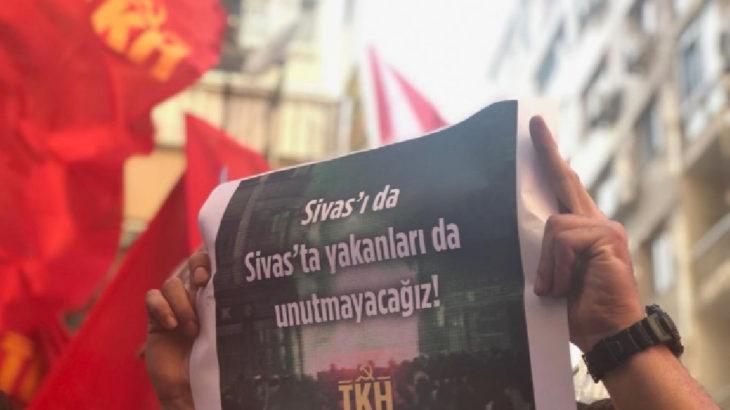 TKH'den Sivas Katliamı anması için çağrı
