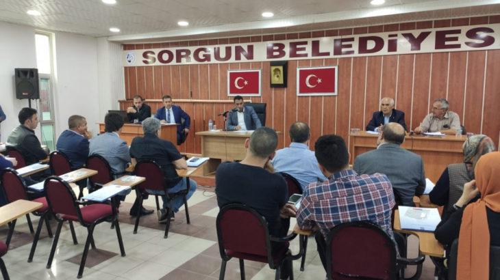 Belediyede AKP-MHP ayrılığı