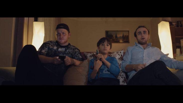 Sosyal izolasyonda çekilen film: Bizi ayıran duvar