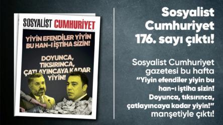 Sosyalist Cumhuriyet e-gazete 176. sayı