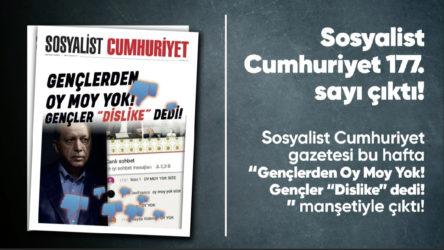 Sosyalist Cumhuriyet e-gazete 177. sayı
