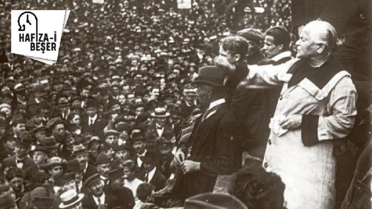 20 Haziran 1933: Clara Zetkin hayata gözlerini yumdu