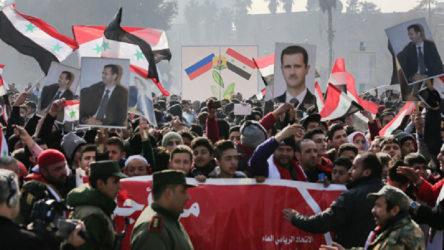 Suriye'ye uygulanan emperyalist ambargoya karşı komünistlerden açıklama
