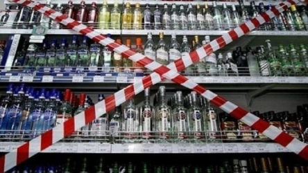 Gece alkol satana 320 bin liraya kadar ceza geliyor!