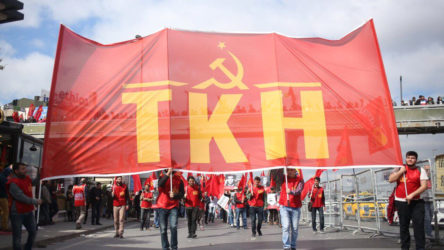 TKH'nin haftalık basın toplantısı gerçekleşti