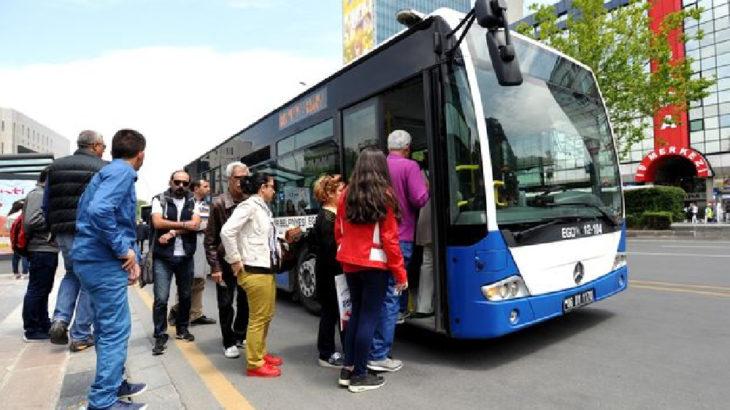 MMO'dan toplu taşıma için öneriler