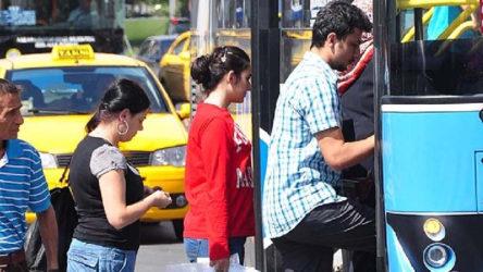 Üç büyükşehirde YKS'ye girecek öğrencilere ulaşım ücretsiz