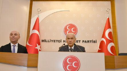 MHP'li vekilden Adalet Bakanı'na