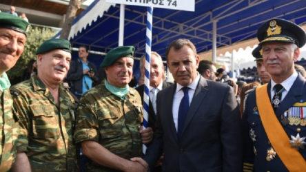 Yunanistan Savunma Bakanı: Türkiye ile çatışmaya hazırız
