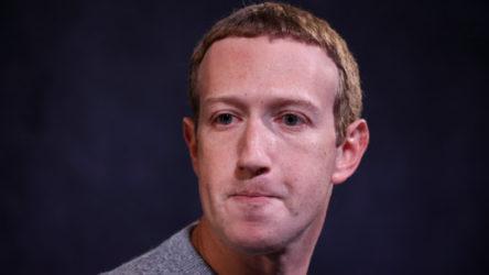 Zuckerberg'e 'Trump' faturası: 7,2 milyar dolar kaybetti